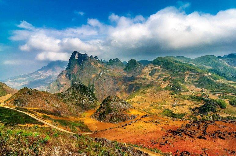 Ha Giang Stone Plateau