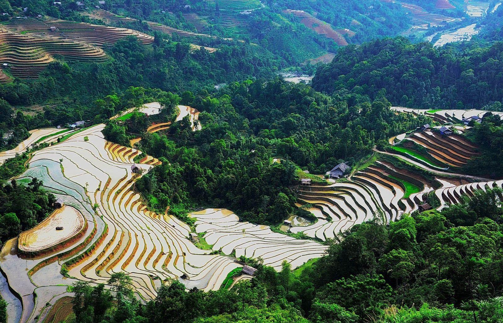 Hoang Su Phi - Ha Giang