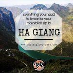 Hagiang loop trip