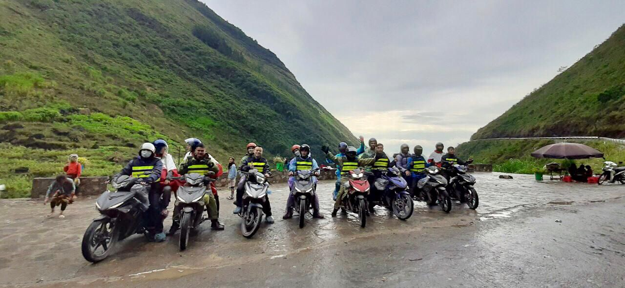 Easyriders on Ha Giang Epic Tour